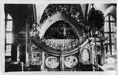 Иконостас Спасо-Преображенского собора