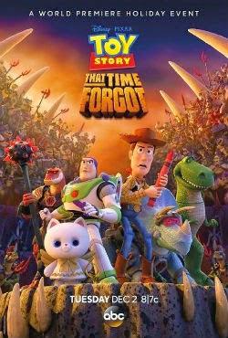 Toy Story: That Time Forgot - Câu Chuyện Đồ Chơi: Thời Gian Bị Lãng Quên