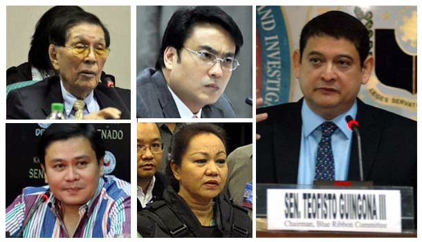 Pork barrel scam