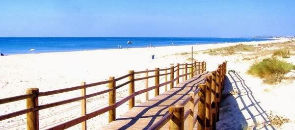 Férias de Praia em Monte Gordo