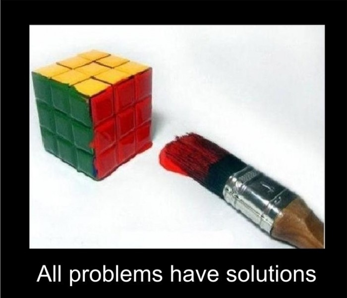 All Problems Have Solutions