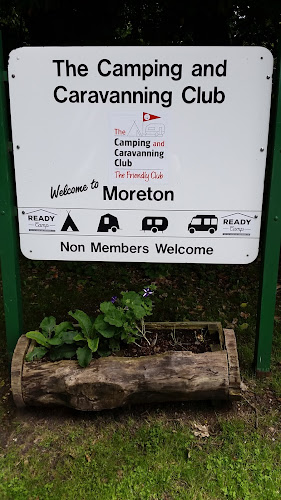 Moreton Camping and Caravanning Club Site at Moreton Camping and Caravanning Club Site