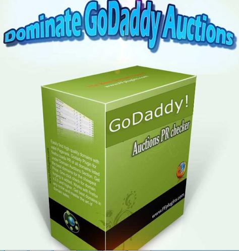 Godaddy Auctions PR Checker