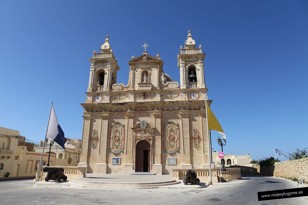 Iglesia de la Asunción de Zebbug