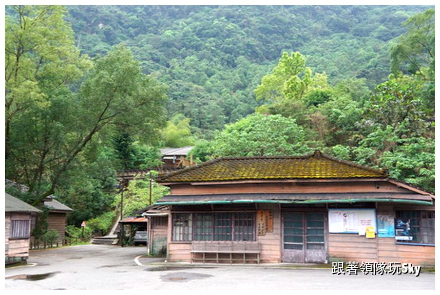 花蓮景點推薦小九份【林田山】林業文化園區