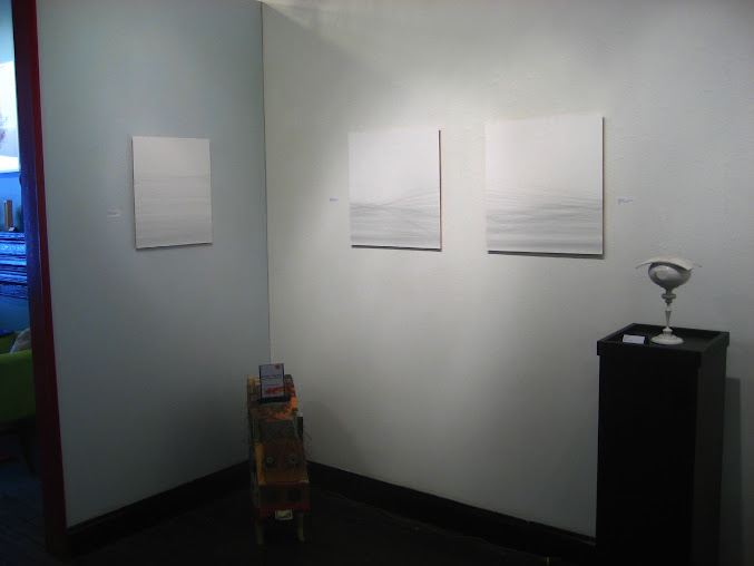 Meghan Olson at Box Heart Gallery