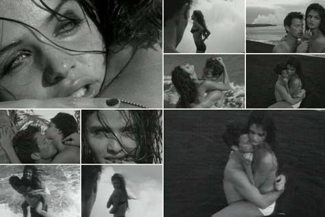 Chris Isaak: Wicked Game - video con Helena Christensen