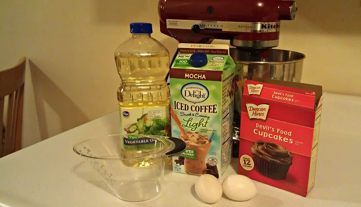Iced Coffee Recipe: Mocha Parfait Shots