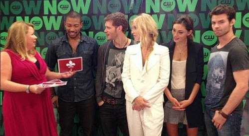 The Originals 2013 Comic Con Panel