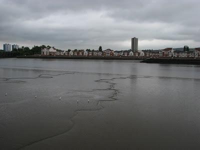 Tyne při odlivu