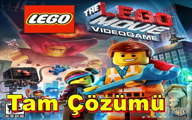 The LEGO Movie Videogame Tam Çözümü