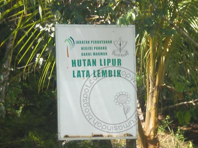 Lata-Lembik-Waterfall
