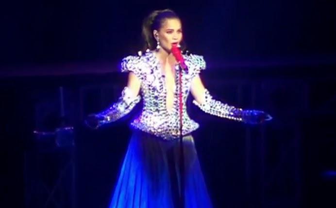 Anne Curtis Let It Go Smart Araneta Concert Video