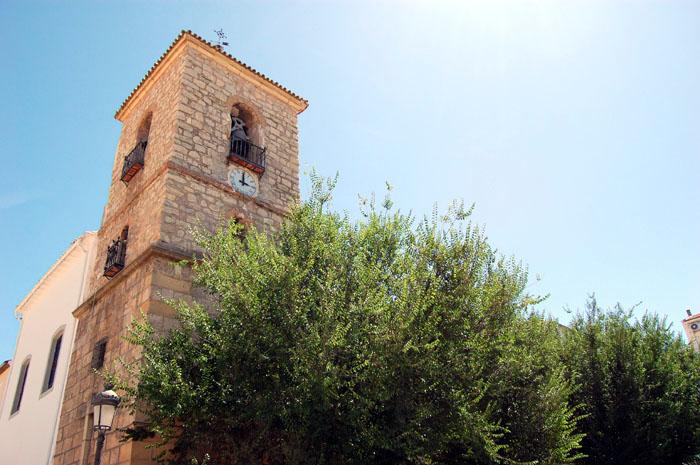 Torre del Campanario año 2009