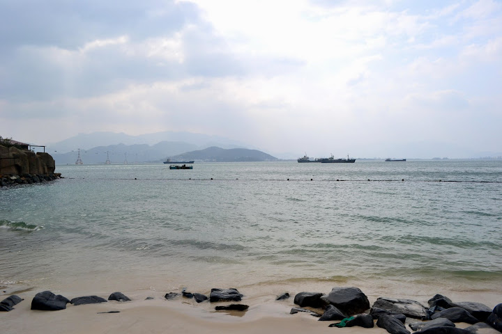 Пляж Vinpearl