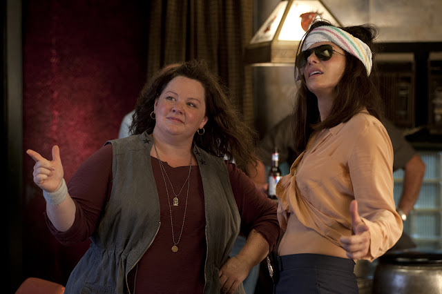 The Heat Sandra Bullock as Ashburn & McCarthy Melissa McCarthy as Mullins