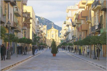 Baaria - Der Corso Umberto I