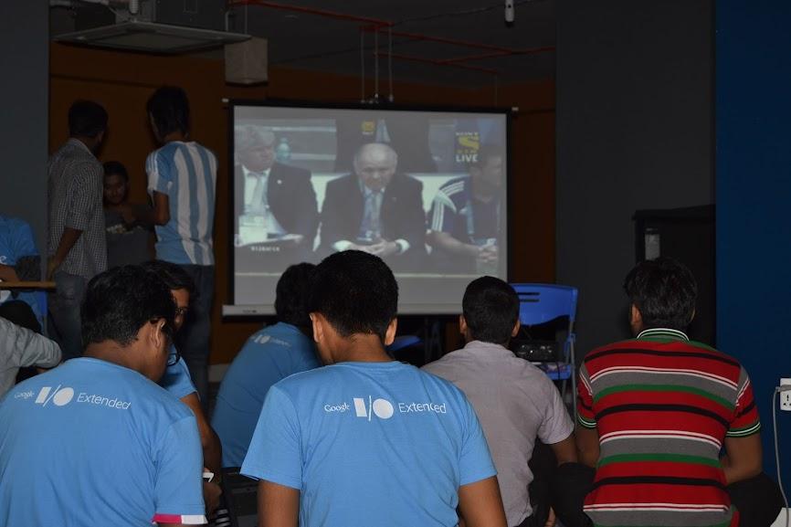 Google I/O Extended Dhaka