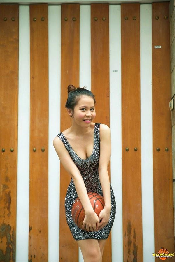 """Miss Bóng Rổ 2013 lộ diện 7 gương mặt """"thiên thần"""" 5"""