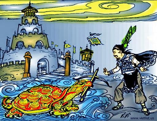 Ai đã ăn cắp nỏ thần của An Dương Vương?