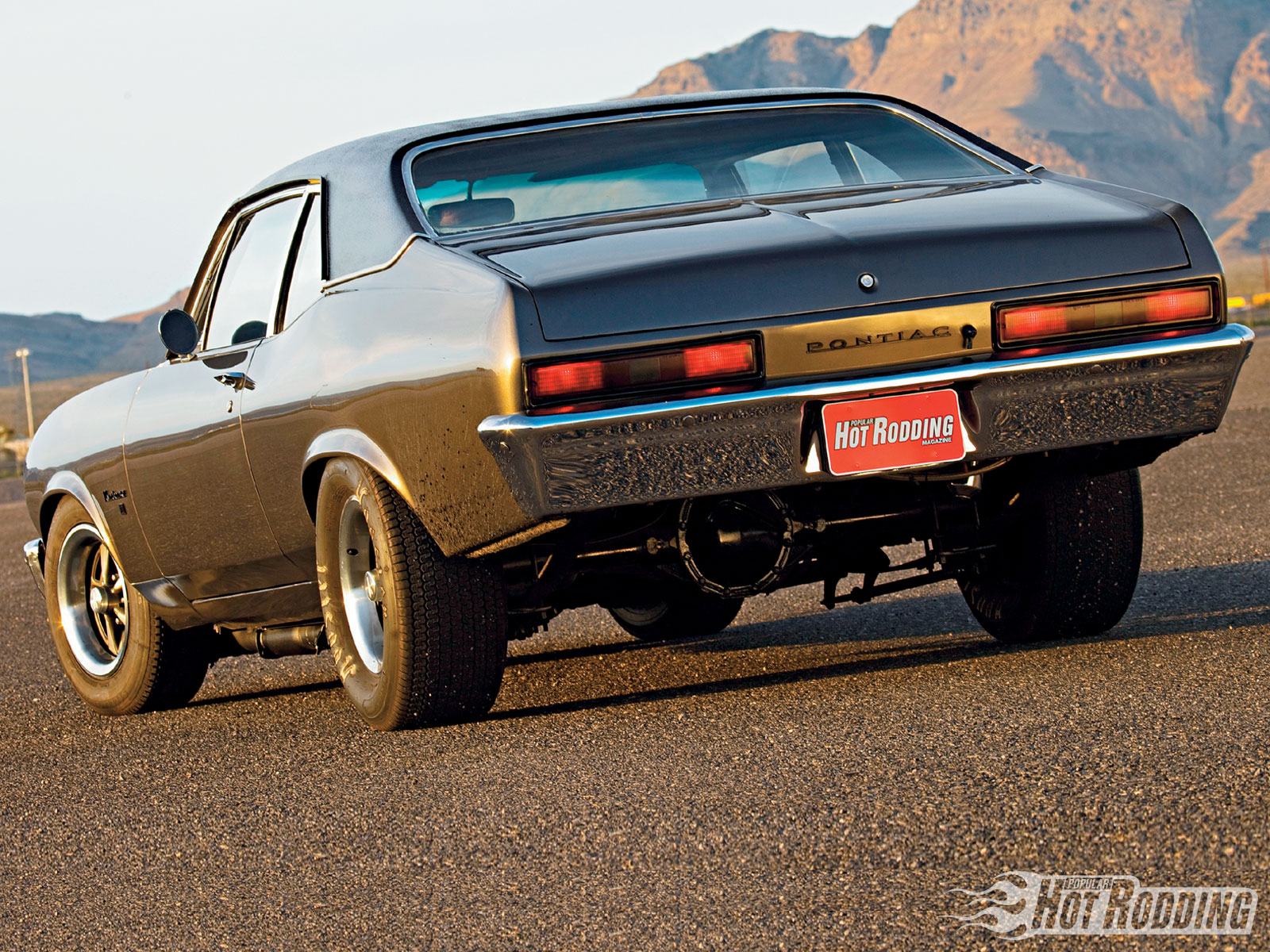 Hot Rod E Kustom Pontiac Ventura 1971 Street Rod