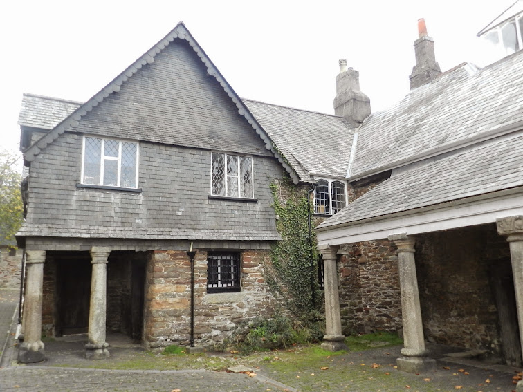 Guildhall Totnes England