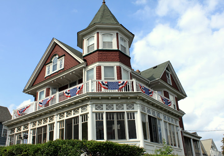 Landmark Home in Staten Island Historic District
