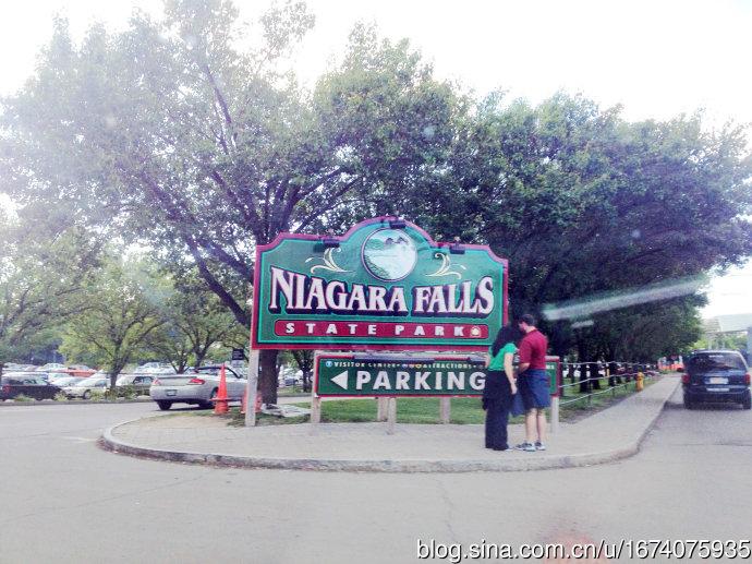 美国的尼亚拉加公园