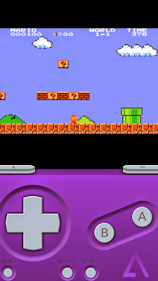 Super Mario Gameboy Player iOS