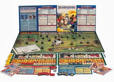 caja Blood bowl