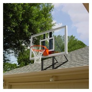 Beautiful Roof Mounted Basketball Goals  U003e Source. Features