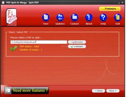 Tách hoặc ghép tập tin PDF2