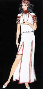 Ю.Шевага. Плаття