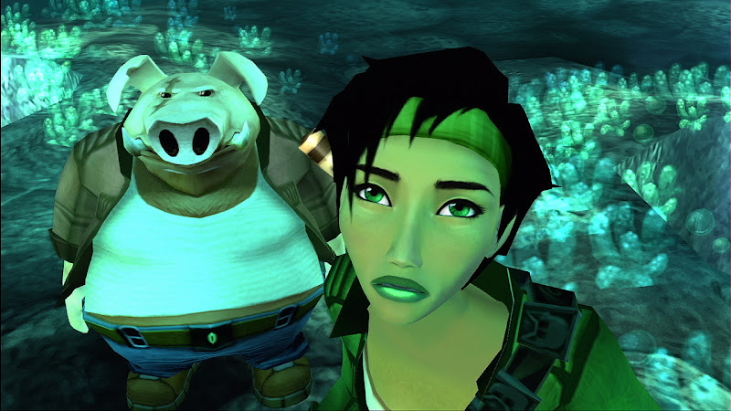 Test Beyond Good and Evil HD XBLA