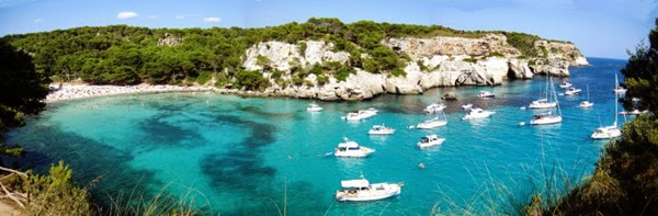 Cala Macarella y Macarelleta, Menorca