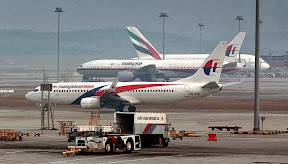 #pray4mh370: Pekerja pelantar minyak New Zealand dakwa nampak pesawat terbakar