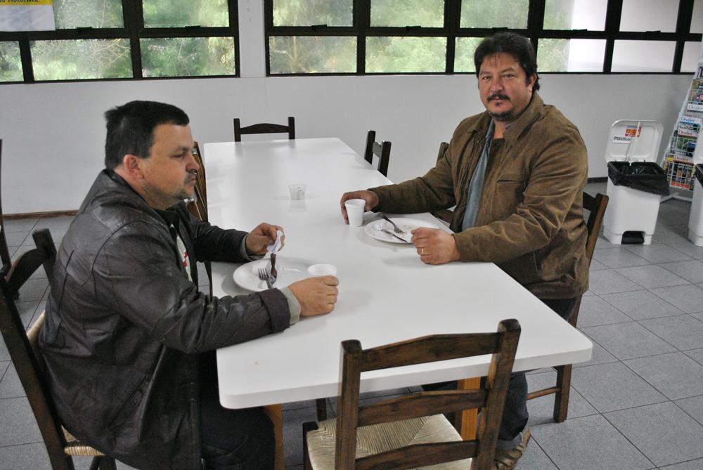 Aconteceu o 1º 'Café com a Iveco' na Carboni de Videira, evento se repetirá durante este mês DSC 0038%252520E