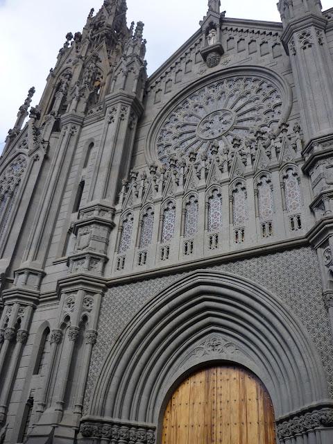 Kathedrale von Arucas.