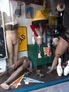 odd thrift storefront