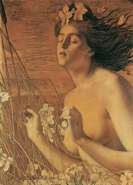 Louis Welden Hawkins - Autumn