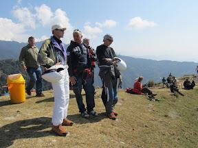 Фотоотчет о парапланерном Бире с Шеленковым ;) октябрь-ноябрь 2012 India-237