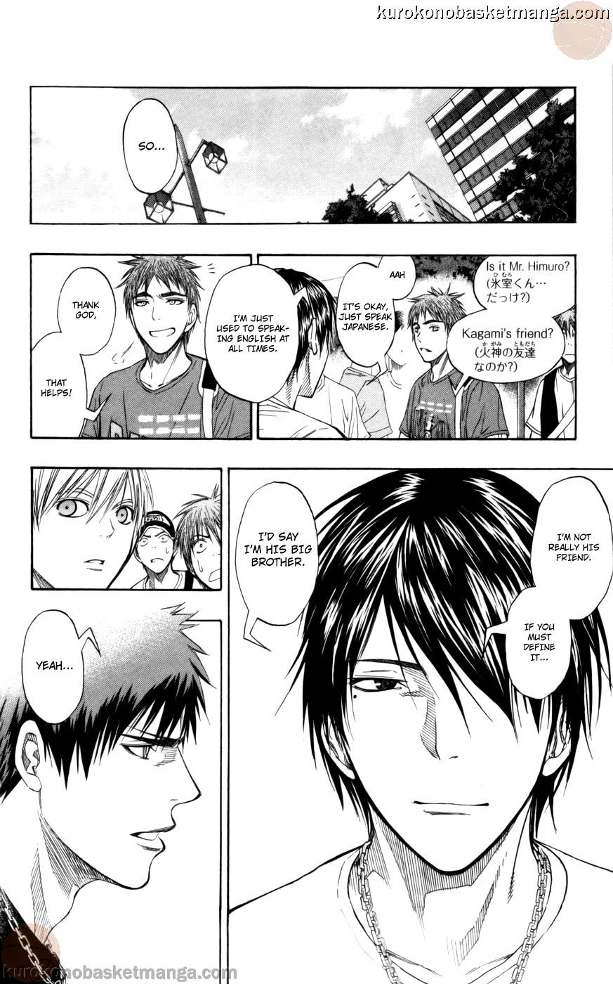 Kuroko no Basket Manga Chapter 76 - Image 02