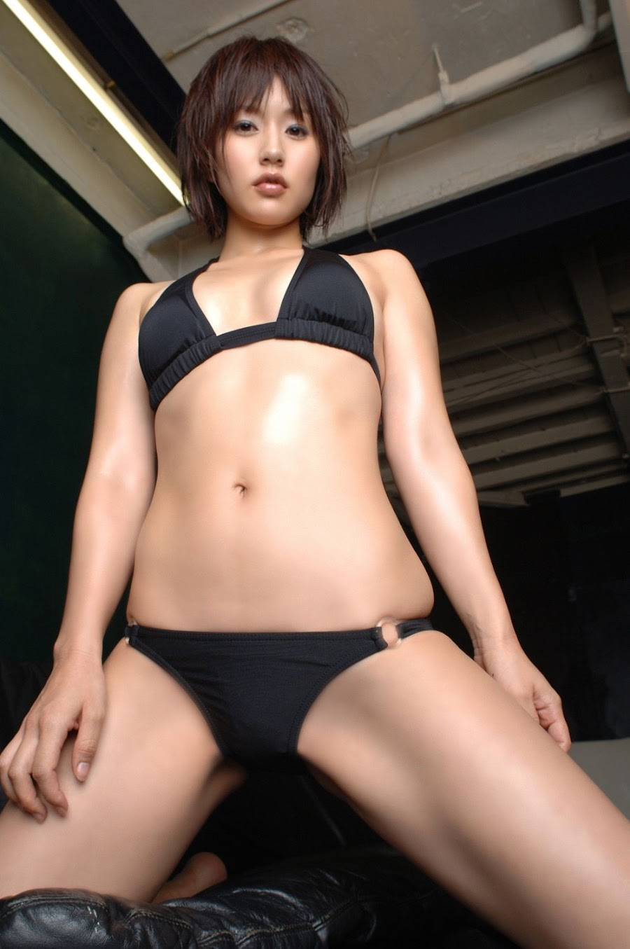 Misato Hirata - sexy Japanese gravure idol and actress