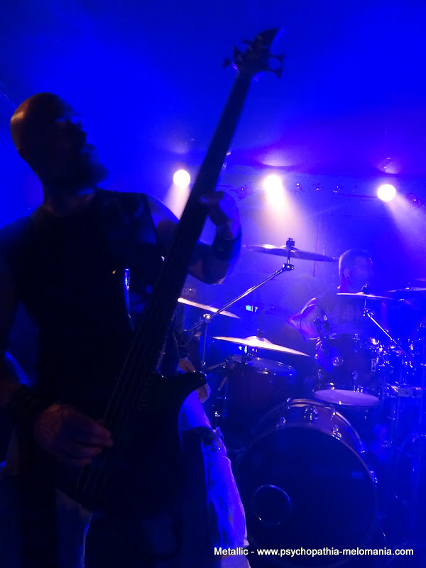 Gorod @ Glaz'Art, Paris 29/03/2012