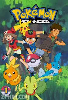 Bảo Bối Thần Kỳ 6 - Pokemon Season 6 (2002) Poster