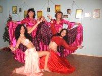 Испанские и цыганские танцы