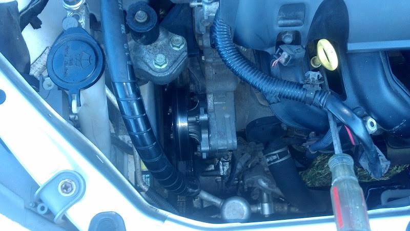Diy Water Pump Replacment Tutorial Scion Xa Others 15l Rhscionlife: 2006 Scion Xa Water Pump Location At Elf-jo.com