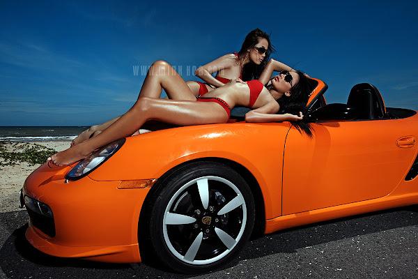 Hot Orange Summer