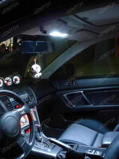 Subaru Legacy LED Interior Lights | iJDMTOY Blog For Automotive Lighting