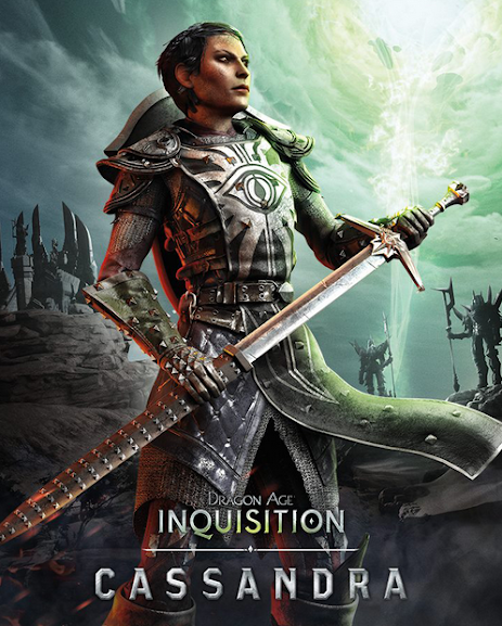Cùng gặp gỡ nàng Cassandra đầy mạnh mẽ trong Dragon Age: Inquisition